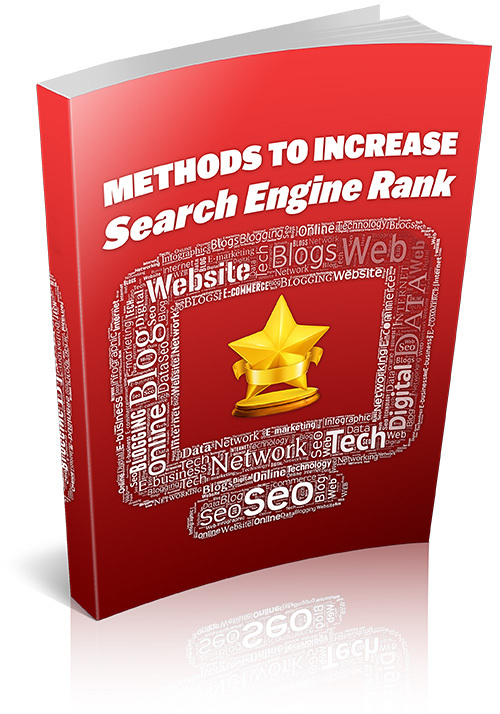 Product picture Methods To Increase Search Engine Rank