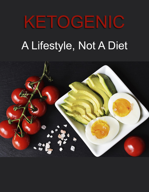Product picture Ketogenic A Lifestyle, Not a Diet